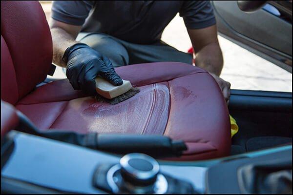 Cách bảo quản ghế da ô tô bóng, bền, đẹp